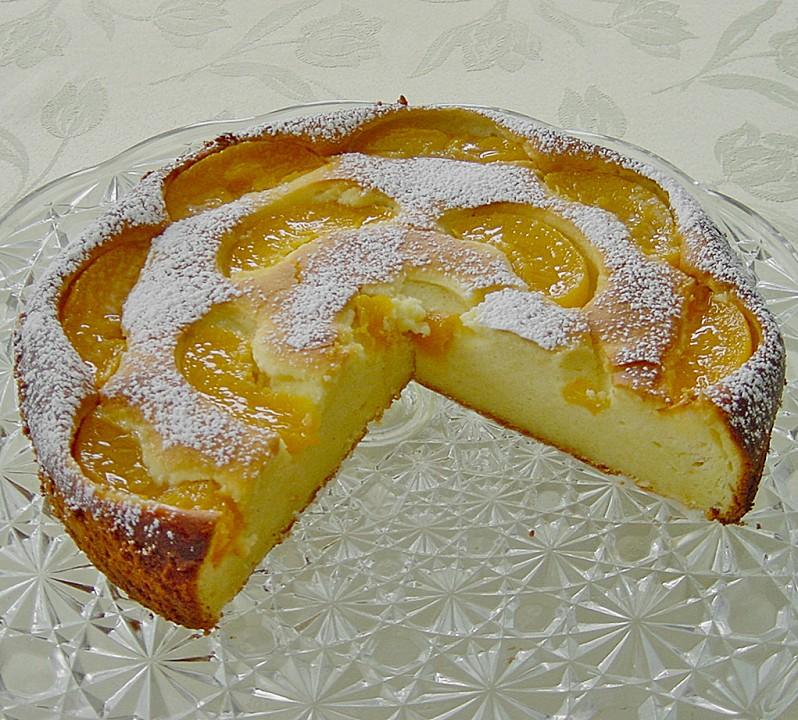 kaesekuchen mit wuerstchen, quarkkuchen mit pfirsich von meiling   chefkoch.de, Design ideen