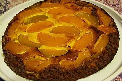 Quarkkuchen mit Pfirsich 18