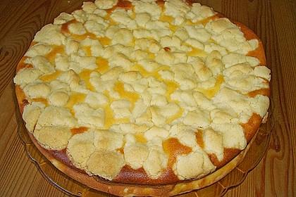 Quarkkuchen mit Pfirsich 17