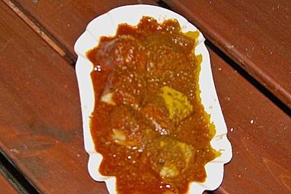 Currywurst - Soße 50