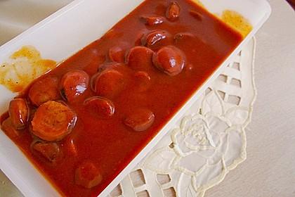 Currywurst - Soße 21