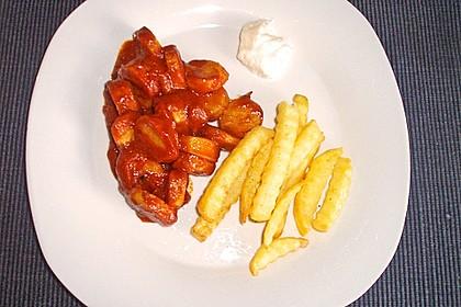 Currywurst - Soße 30