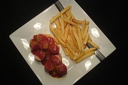 Currywurst - Soße 6