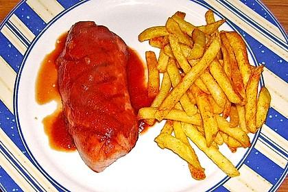 Currywurst - Soße 35