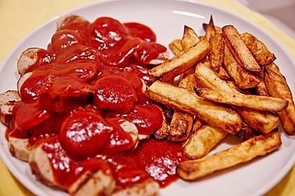 Currywurst - Soße 25