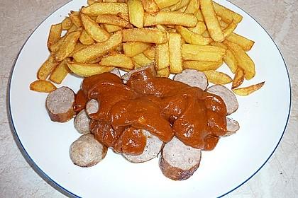 Currywurst - Soße 12