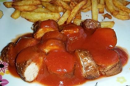 Currywurst - Soße 14