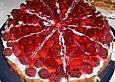 Himbeer - Sahne - Torte