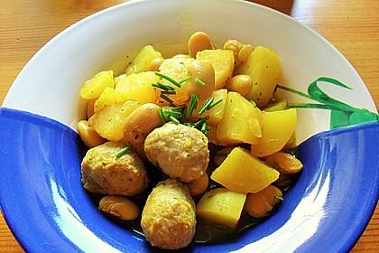 Kartoffel - Hackfleisch - Curry