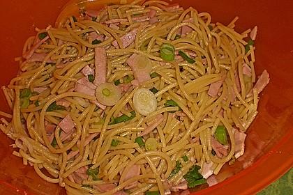 Spaghettisalat 2