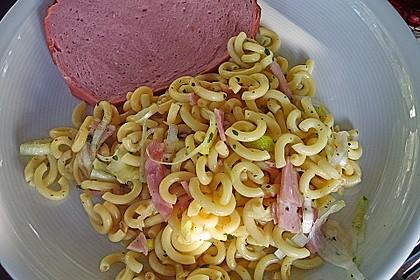 Spaghettisalat 4