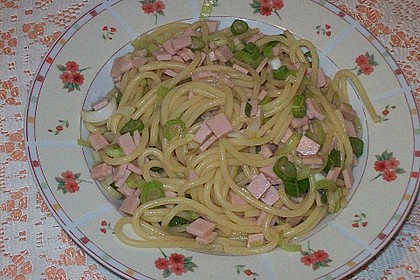 Spaghettisalat 7