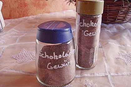 Schokoladen - Gewürz 8