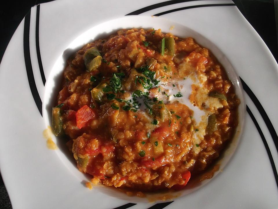 Vegetarische rezepte indisch