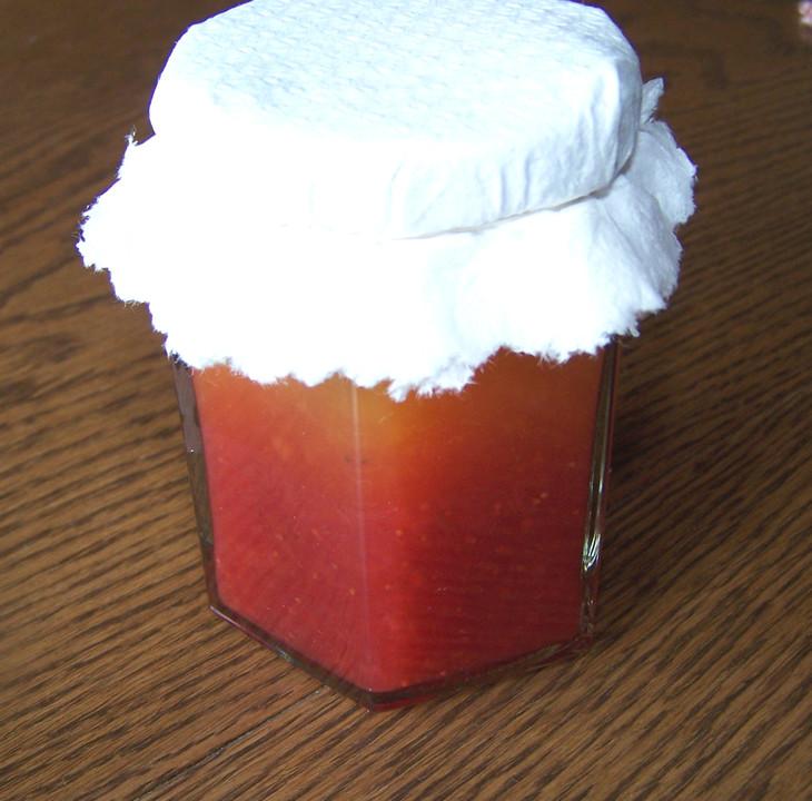 Erdbeer nektarinen kuchen