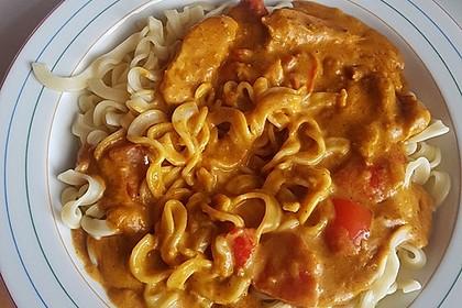 Curry Geschnetzeltes 12
