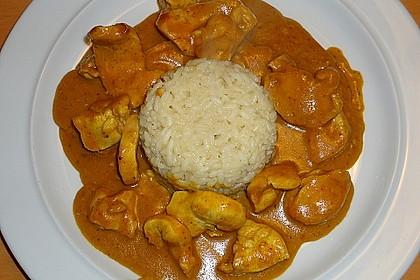 Curry Geschnetzeltes 5