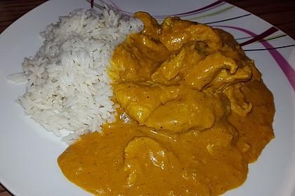 Curry Geschnetzeltes 7