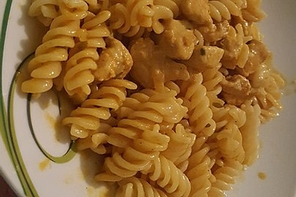 Curry Geschnetzeltes 8