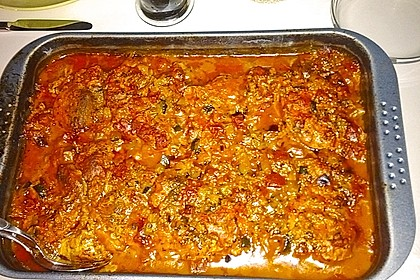Tomaten - Rahm - Braten 33