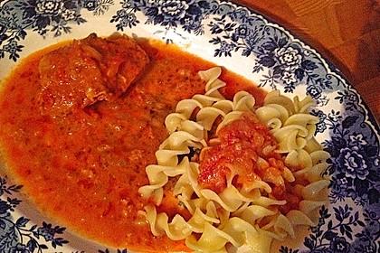 Tomaten - Rahm - Braten 18