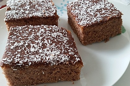 Schwedischer Schokoladenkuchen 1