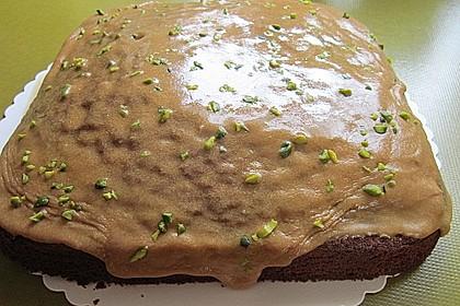 Schwedischer Schokoladenkuchen 2