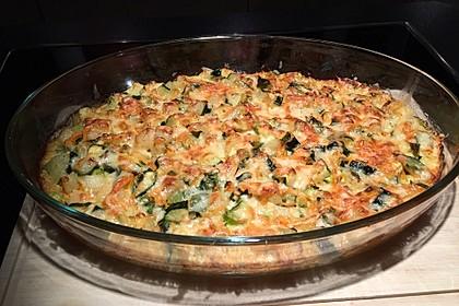 Quinoa - Gemüse - Auflauf 18