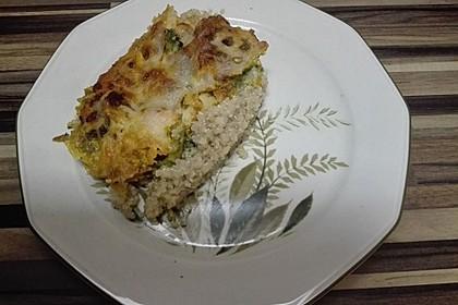 Quinoa - Gemüse - Auflauf 8
