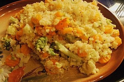 Quinoa - Gemüse - Auflauf 32