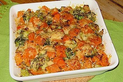 Quinoa - Gemüse - Auflauf 21