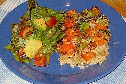 Quinoa - Gemüse - Auflauf 14