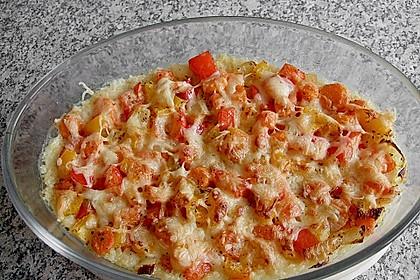 Quinoa - Gemüse - Auflauf 20