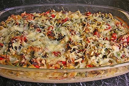 Quinoa - Gemüse - Auflauf 11