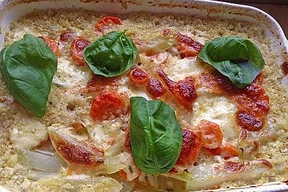 Quinoa - Gemüse - Auflauf 16