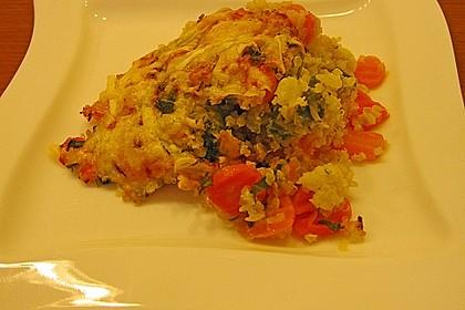 Quinoa - Gemüse - Auflauf 17