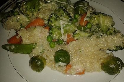 Quinoa - Gemüse - Auflauf 31
