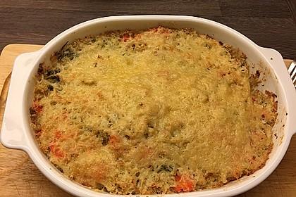 Quinoa - Gemüse - Auflauf 22