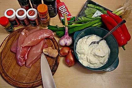 Chicken Tikka Masala 25