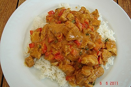 Chicken Tikka Masala 6