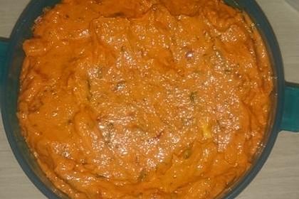 Würzige Tomatenbutter 5