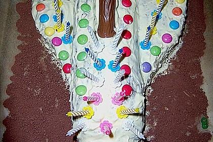 Geburtstagskuchen als 'Spaceshuttle' oder 'Raketenkuchen' 12