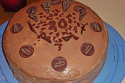 Schweizerische Toblerone - Mousse - Torte 2