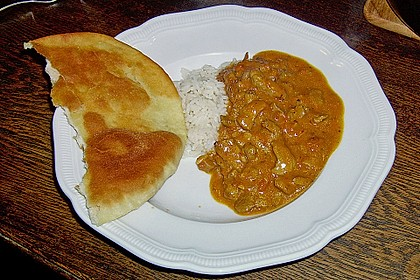 Indisches Vindaloo - Curry 4