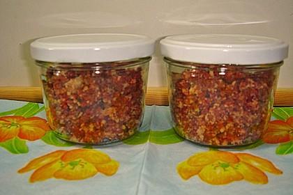 Trockenes Tomaten - Pesto 19