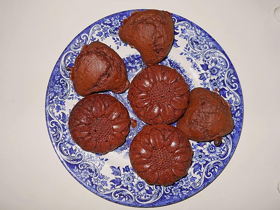 schokoladen muffins rezept mit bild von pely. Black Bedroom Furniture Sets. Home Design Ideas