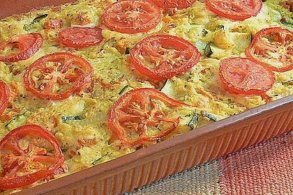 Polenta - Gemüseauflauf 7
