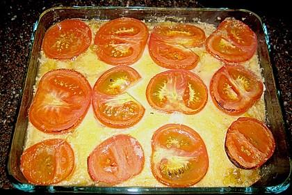 Polenta - Gemüseauflauf 12