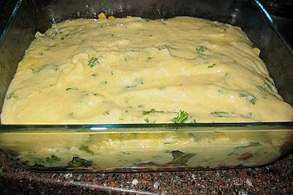 Polenta - Gemüseauflauf 16