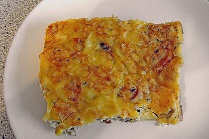 Polenta - Gemüseauflauf 8